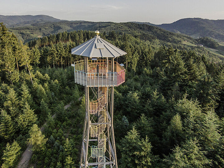 Geigerskopf viewing tower